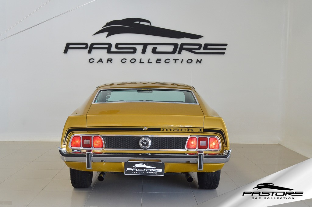 Ford Mustang Mach 1 1973 . Pastore Car Collection