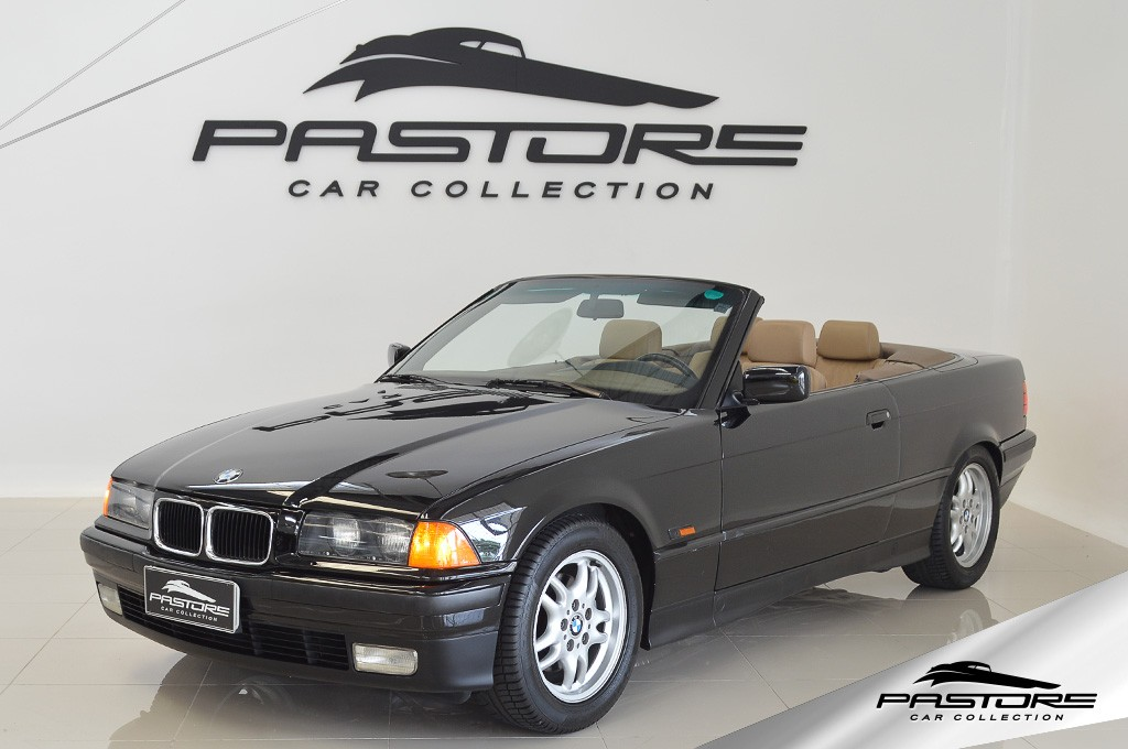 Bmw 325i Cabriolet 1995 Pastore Car Collection
