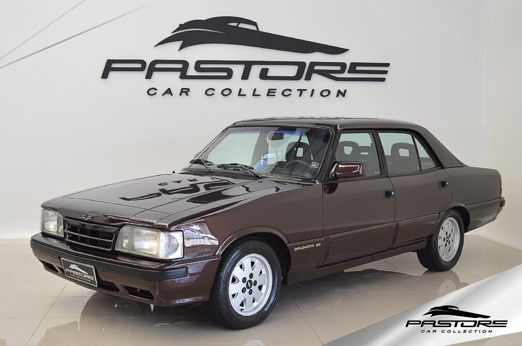 2572a90a91 ... e hoje frequentemente muitas pessoas pensam (erroneamente) que foram os  últimos exemplares do Opala. Mas entre a fabricação de um veículo e outro,  ...