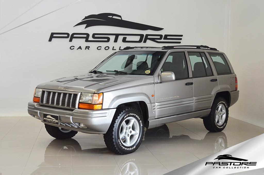 Jeep Grand Cherokee Limited LX 5.9 V8