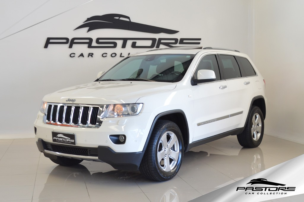 Jeep Grand Cherokee Limited 3 6 V6 2012 Pastore Car Collection