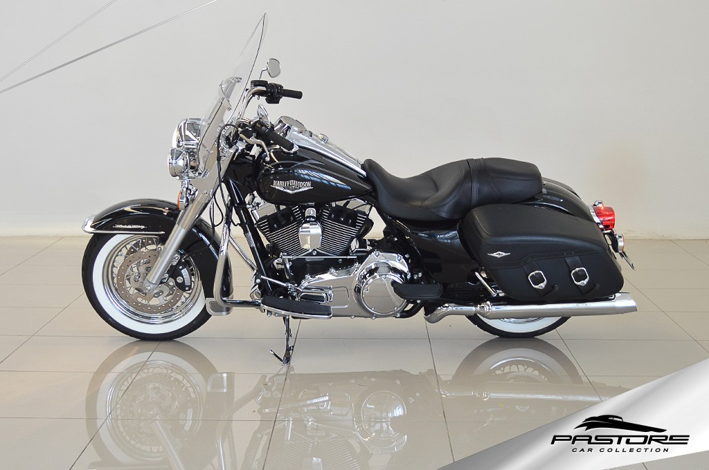 Harley Davidson Road King Classic 2015 Pastore Car Collection