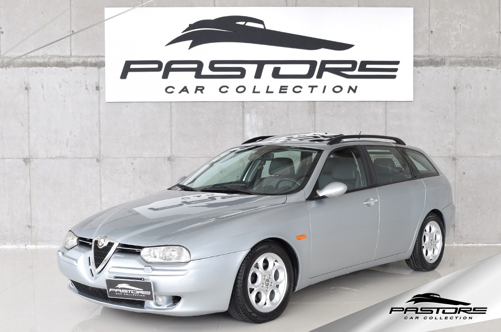 Alfa Romeo 156 Sportwagon 2 5 V6 2003 Pastore Car Collection