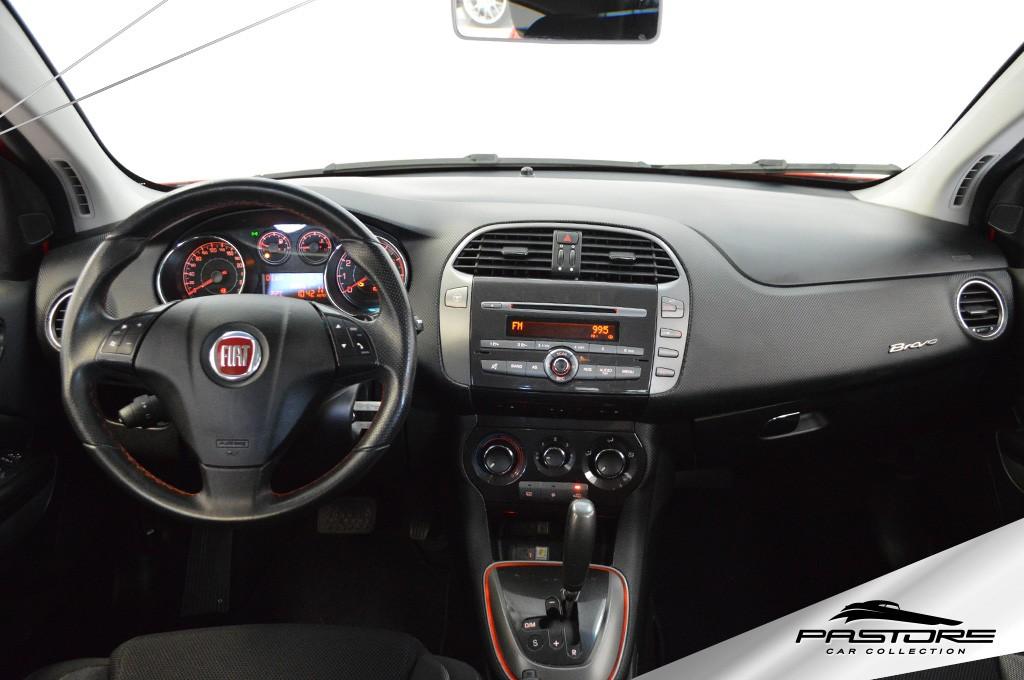 Fiat Bravo Sporting Dualogic 2013 Pastore Car Collection