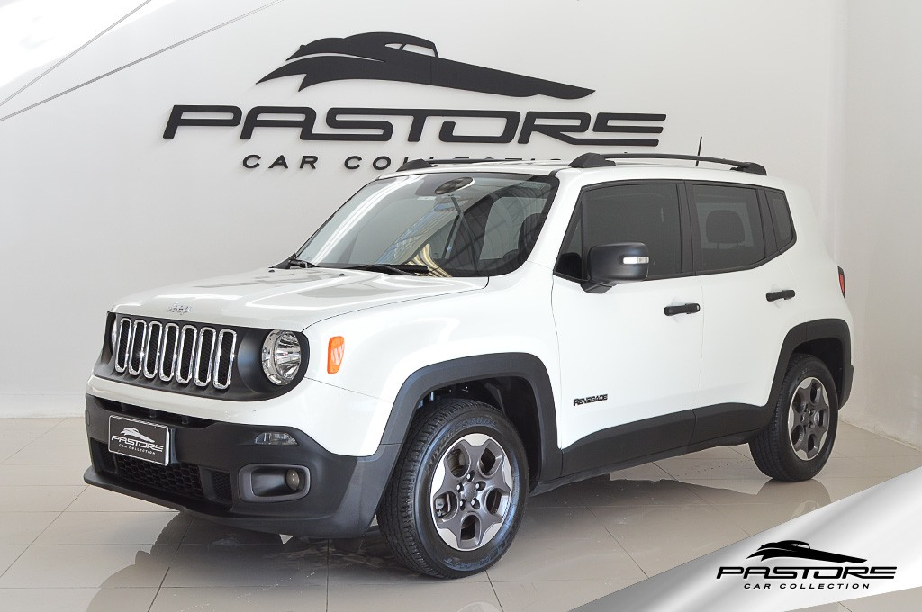 Jeep Renegade Sport 1 8 Manual 2016 Pastore Car Collection
