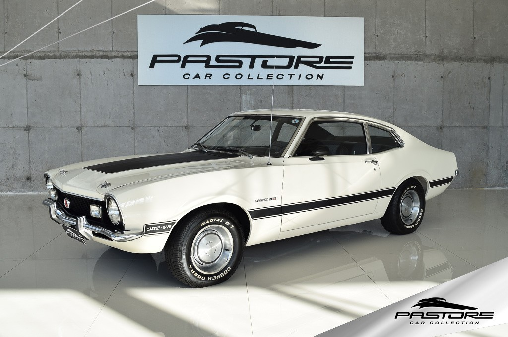 Ford Maverick Gt 1974 Pastore Car Collection