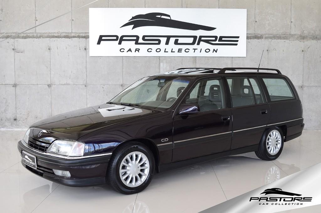 45781144b9d GM Omega Suprema CD 4.1 AT 1995 . Pastore Car Collection