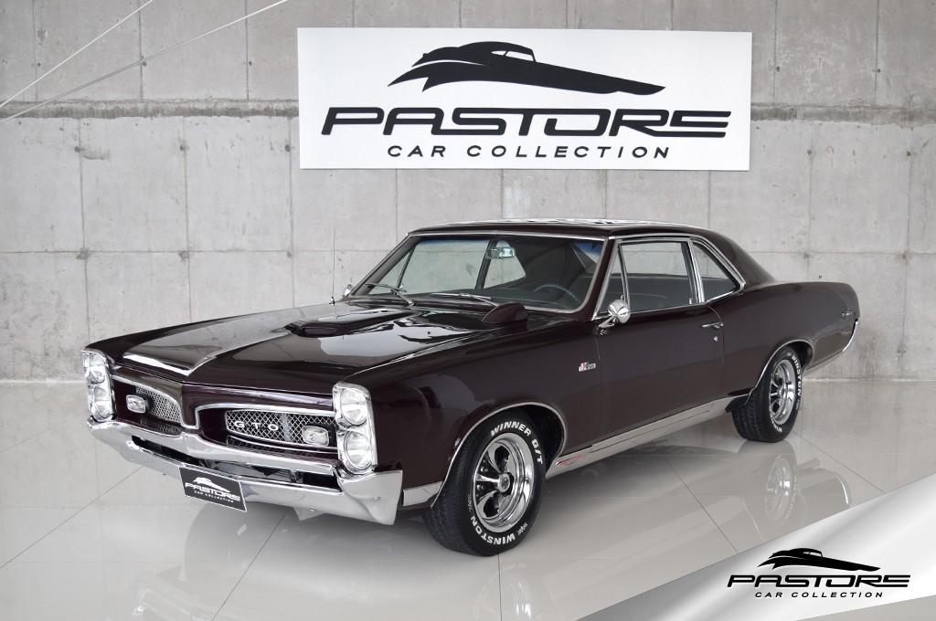 Pontiac Gto 1967 Pastore Car Collection