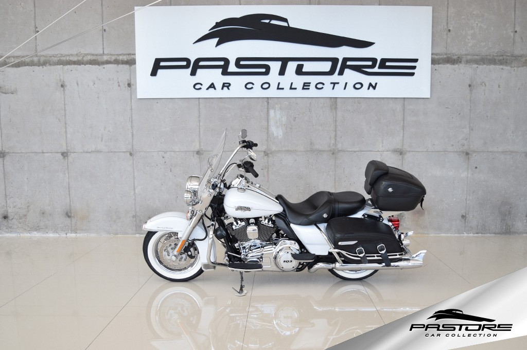 Harley Davidson Road King Classic 2013 Pastore Car Collection