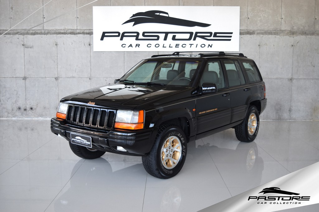 Jeep Grand Cherokee Limited 1997 Pastore Car Collection