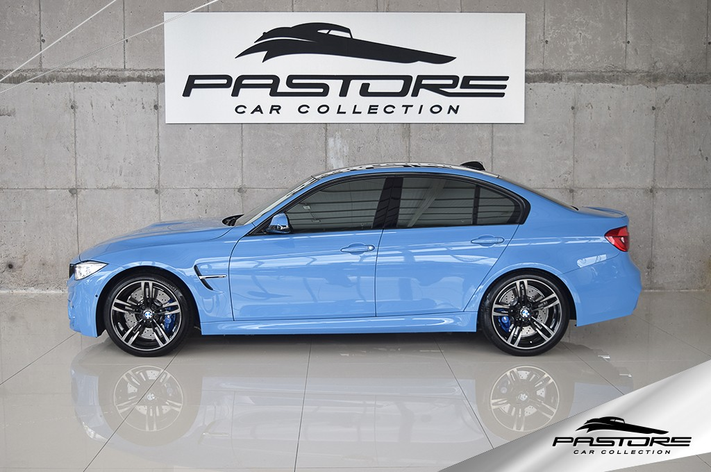 Bmw M3 Sedan 2017 Pastore Car Collection