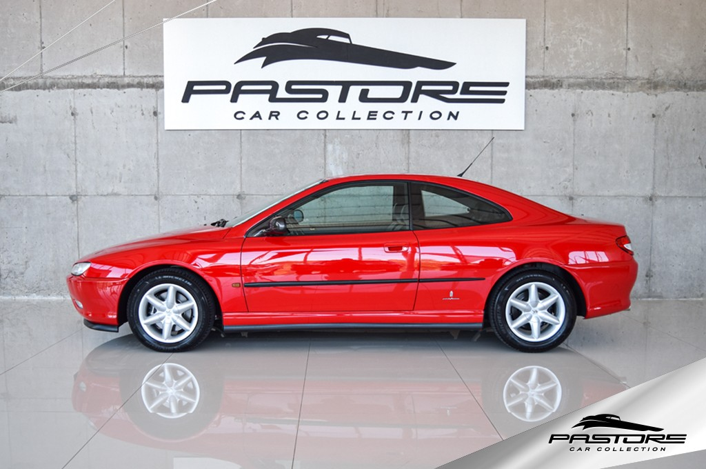Peugeot 406 Coupe 3 0 1998 Pastore Car Collection