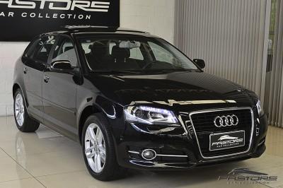 Audi A3 Sportback 2.0 TFSI - 2012 (preto) (8).JPG