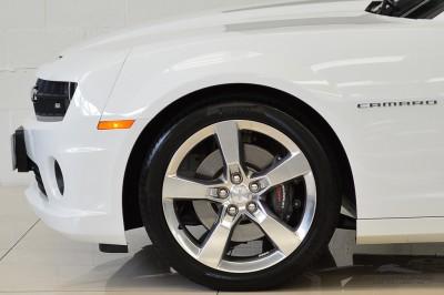 Chevrolet Camaro SS 2012 - Branco (10).JPG