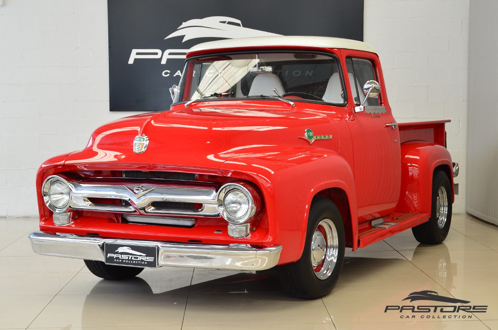 Ford F100 V8 1961 . Pastore Car Collection