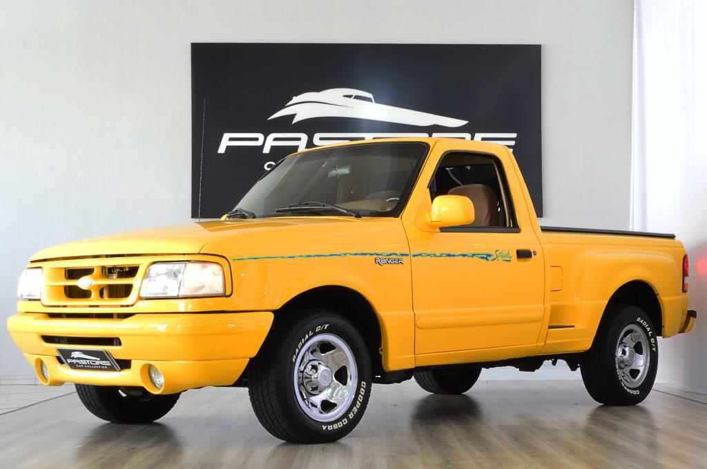Ford Ranger Splash 1995 Pastore Car Collection