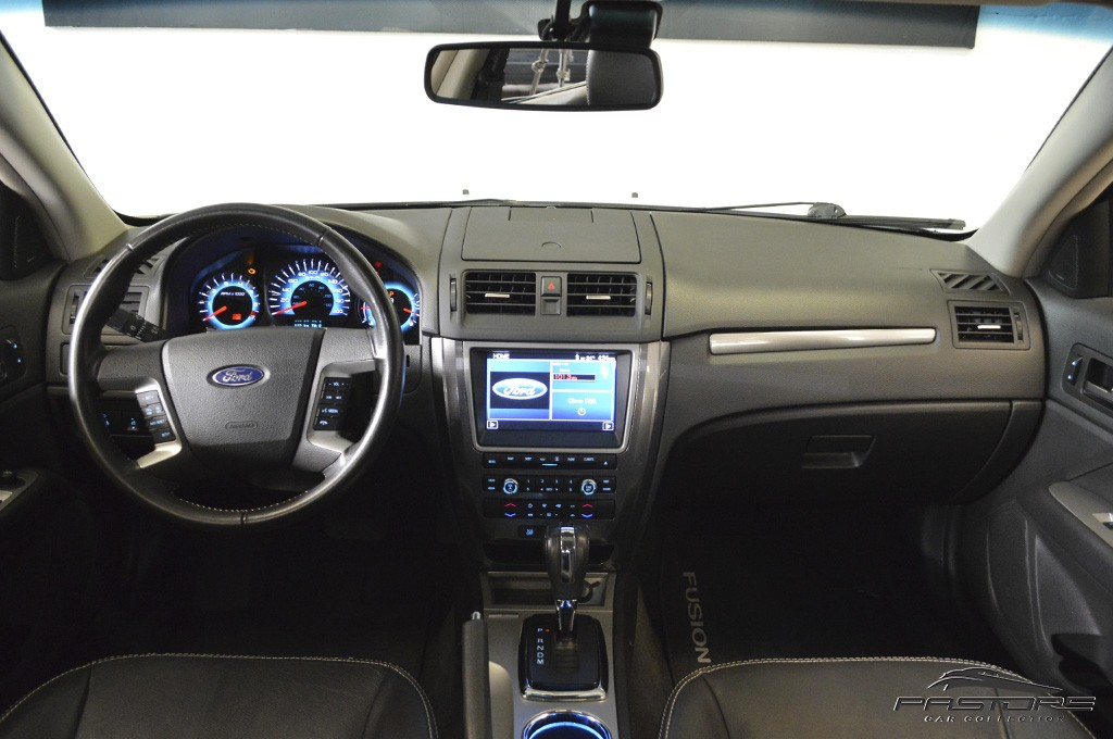 Ford Fusion V6 Awd 2012 Pastore Car Collection