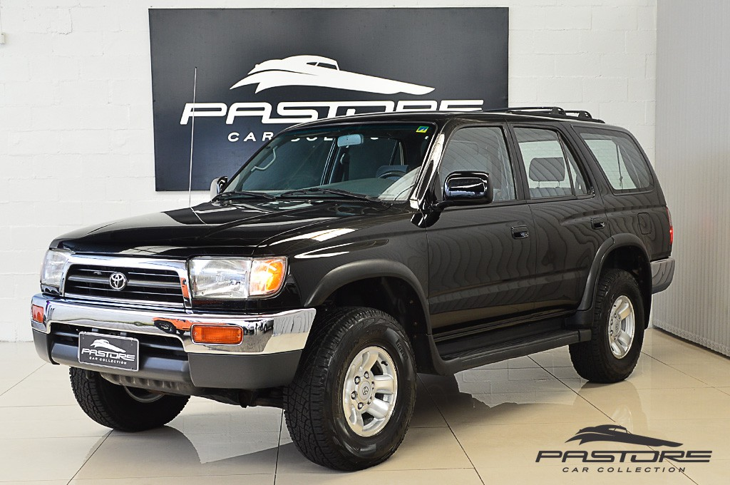 Toyota Hilux Sw4 1998 Pastore Car Collection