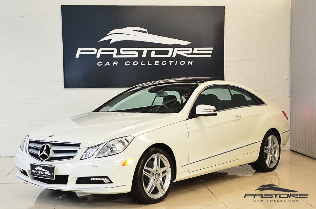 Mercedes Benz E350 Coupe 2011 (1).