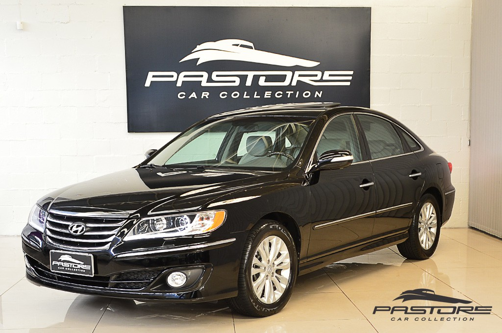 Hyundai Azera Gls 2011 Pastore Car Collection