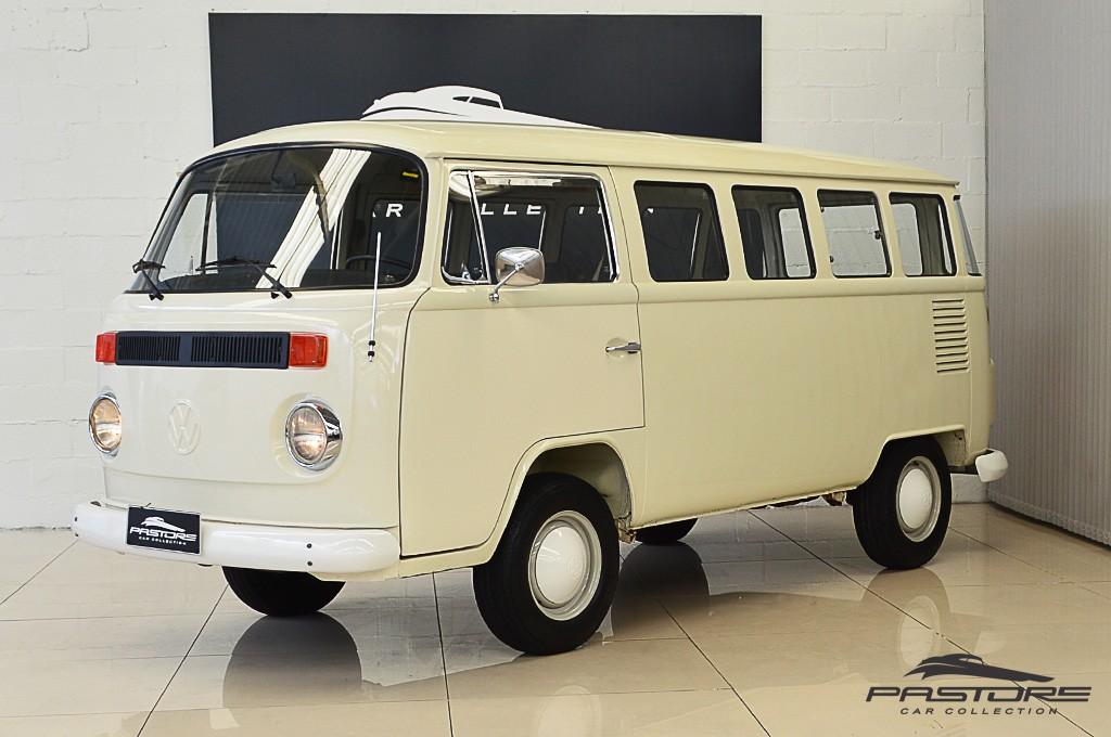 Vw Kombi Standart 1979 Pastore Car Collection