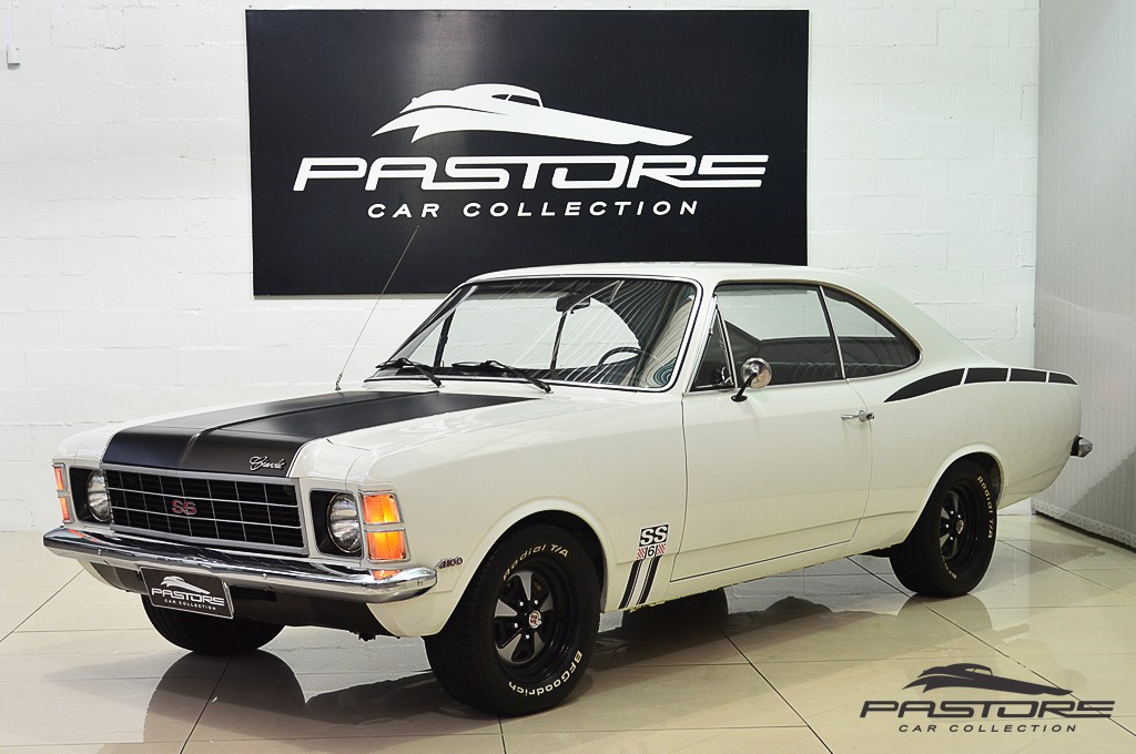 Santa Fe Chevrolet >> GM Opala SS 1975 . Pastore Car Collection