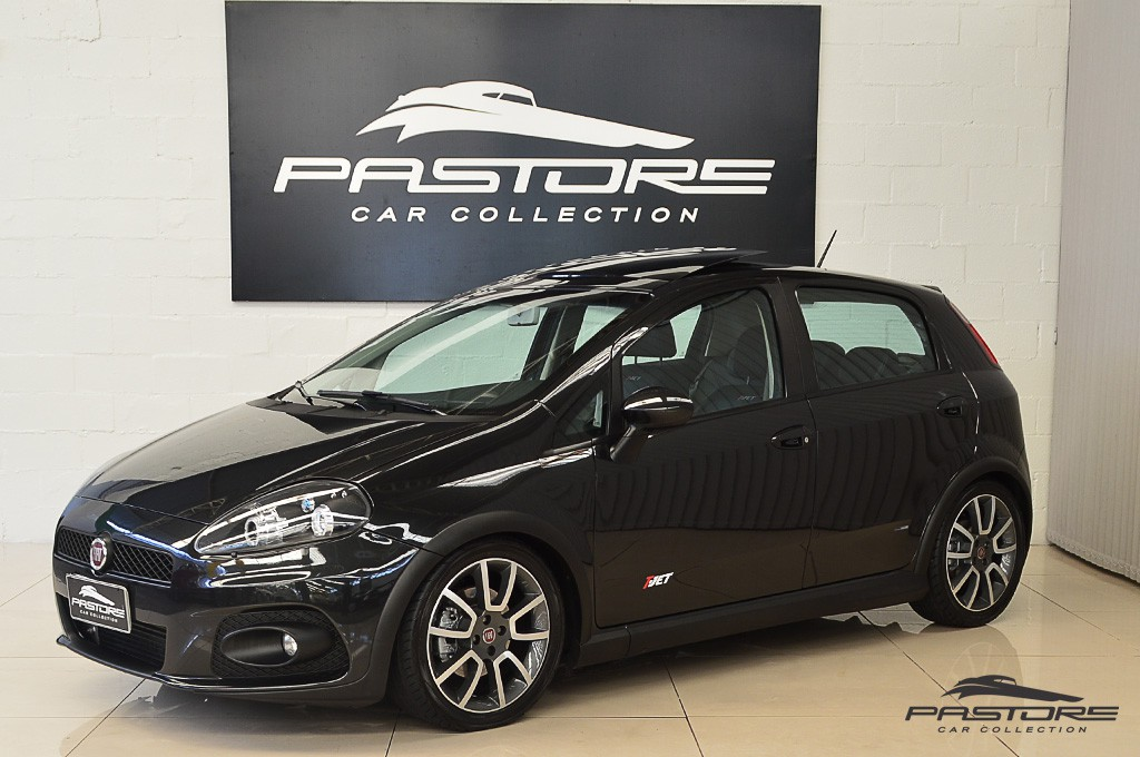 Fiat Punto Tjet 2010 Pastore Car Collection