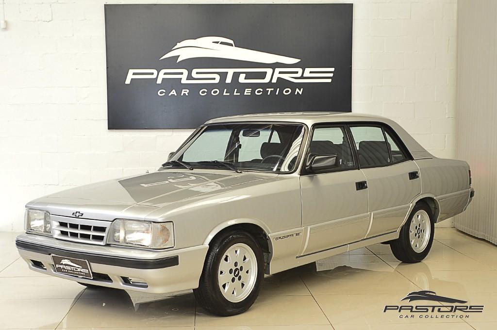 Gm Opala Diplomata Se 1991 Pastore Car Collection