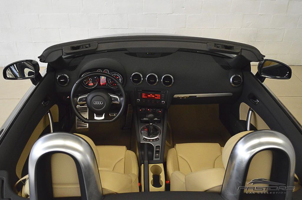 Audi Tt 2 0 Tfsi Roadster 2008 Pastore Car Collection
