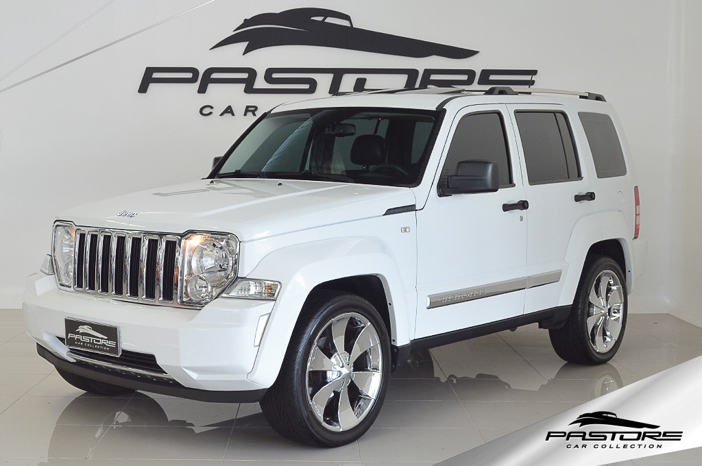 Jeep Cherokee Limited 2012 Pastore Car Collection