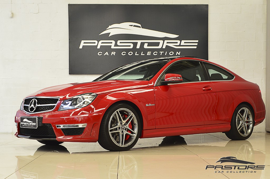 Mercedes Benz C63 Amg Coupe 2013 Pastore Car Collection