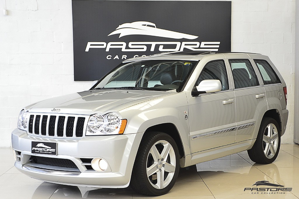 Beautiful Jeep Grand Cherokee SRT8  2006 (1).