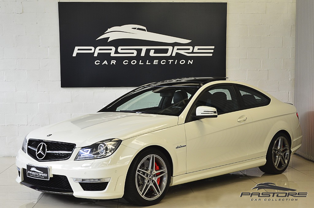 Mercedes Benz C63 Amg Coupe 2012 Pastore Car Collection