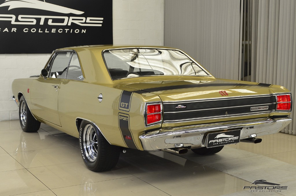 Dodge Dart Gts 1969 Pastore Car Collection