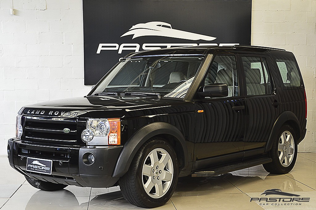 Land Rover Discovery 3 Hse Tdv6 2006 Pastore Car Collection