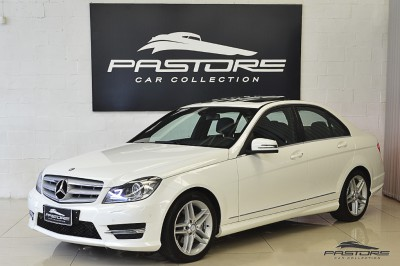 Mercedes-Benz C250 Turbo Sport - 2014 (1).JPG