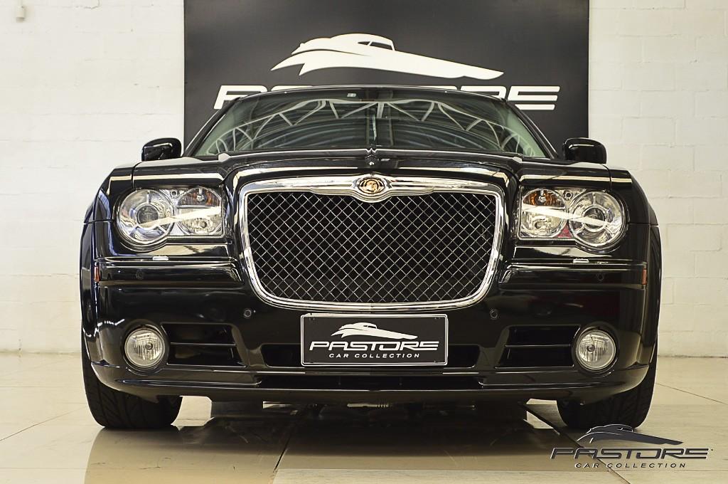 """V8+SRT8+SRT Chrysler 300 C//300C 05 06 07 08 09 10 V6 /""""V8/"""" GRILL+TRUNK EMBLEMS"""