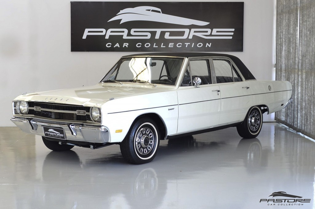 Dodge Dart Sedan 1970 Pastore Car Collection