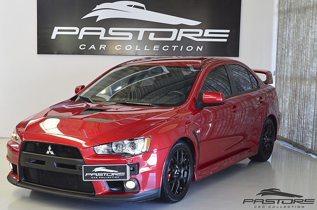 Mitsubishi Lancer Evolution X 2012 Pastore Car Collection